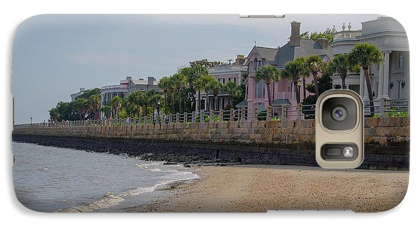 Galaxy Case featuring the photograph Charleston Battery by Serge Skiba