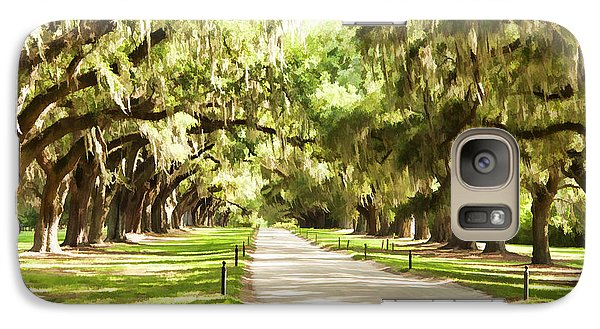 Galaxy Case featuring the photograph Charleston by Linda Blair
