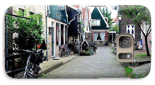 Galaxy Case featuring the photograph Charming Dutch Village by Joe  Ng