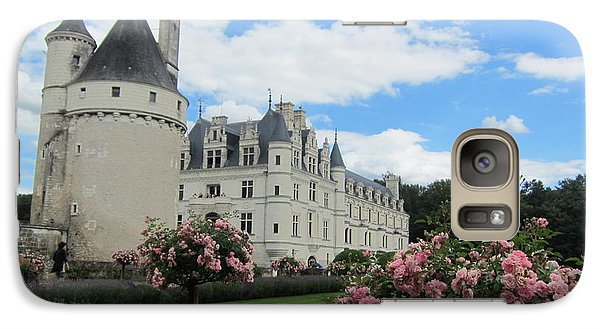 Galaxy Case featuring the photograph Chateau Chenonceau by Pema Hou