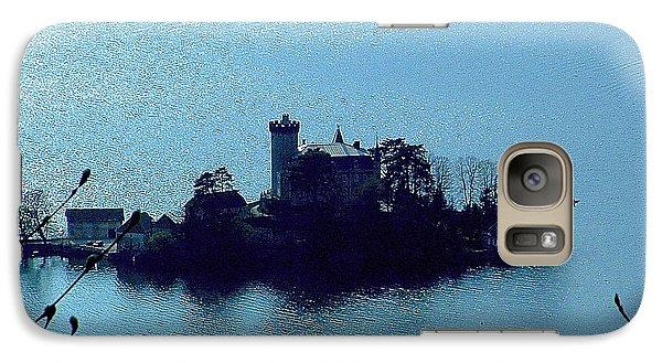 Chateau Sur Lac Galaxy S7 Case