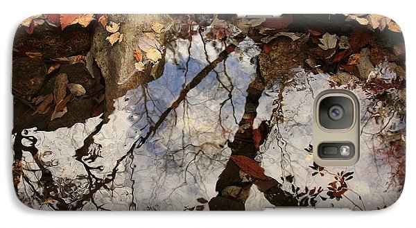 Galaxy Case featuring the photograph Cheaha Wilderness Reflection Alabama by Mountains to the Sea Photo