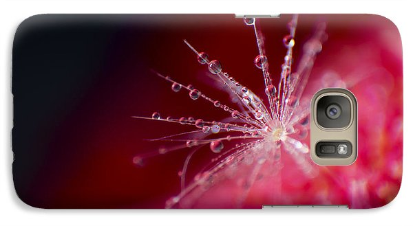 Galaxy Case featuring the photograph Cheerful by Eden Baed