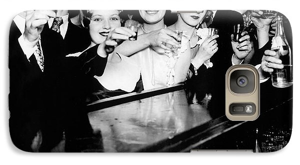Cheers To You Galaxy S7 Case by Jon Neidert