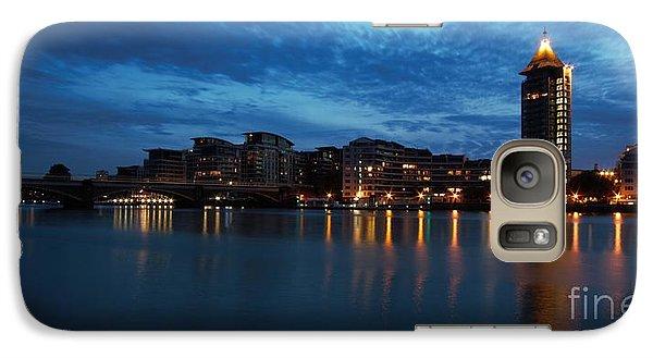 Galaxy Case featuring the photograph Chelsea Harbour London by Mariusz Czajkowski