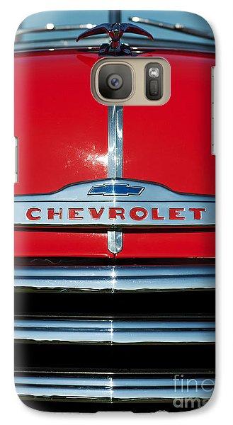 Chevrolet 3100 1953 Pickup Galaxy S7 Case