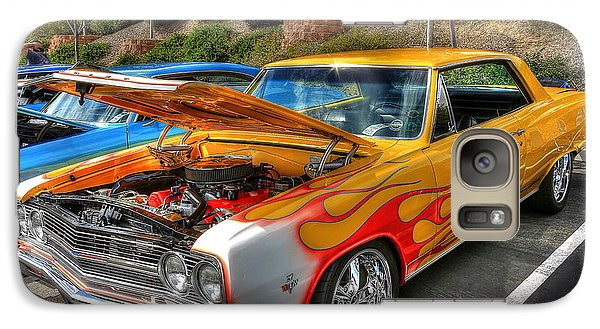 Galaxy Case featuring the photograph Chevrolet Malibu Ss by Kevin Ashley