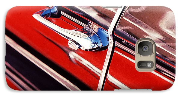 Galaxy Case featuring the photograph Chevy Or Caddie? by Ira Shander