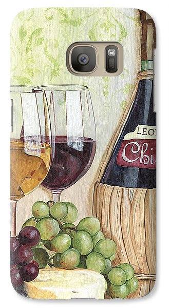 Cocktails Galaxy S7 Case - Chianti And Friends by Debbie DeWitt