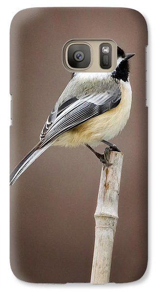 Chickadee Galaxy S7 Case