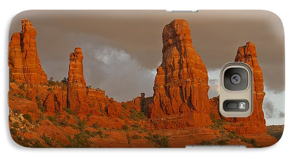Galaxy Case featuring the photograph Chicken Point by Tom Kelly