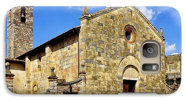 Galaxy Case featuring the photograph Chiesa Di Santa Maria Assunta by Fabrizio Troiani