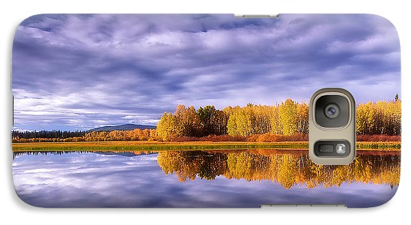 Galaxy Case featuring the photograph Chilcotin Autumn  by Thomas Born