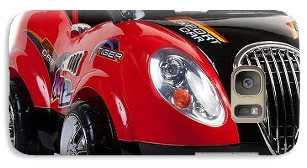 Child's Dream Car Galaxy Case by Marvin Blaine