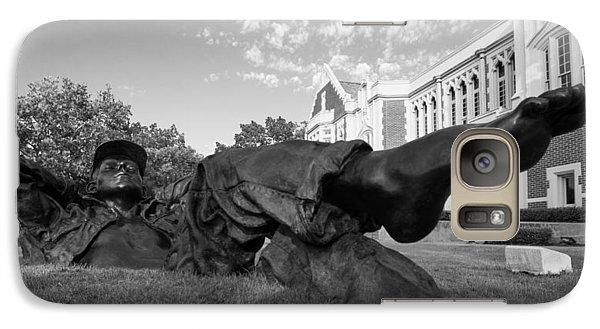 Chillin On The North Oval Galaxy S7 Case by Nathan Hillis