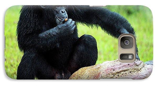 Chimpanzees Galaxy S7 Case