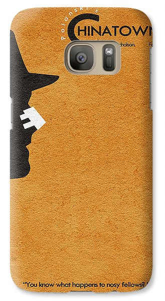 Chinatown Galaxy S7 Case