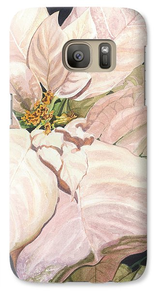 Galaxy Case featuring the painting Christmas Classic by Barbara Jewell