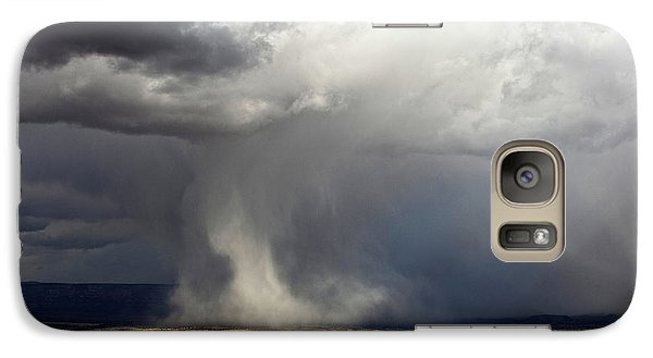 Galaxy Case featuring the photograph Christmas Day Rain by Ron Chilston