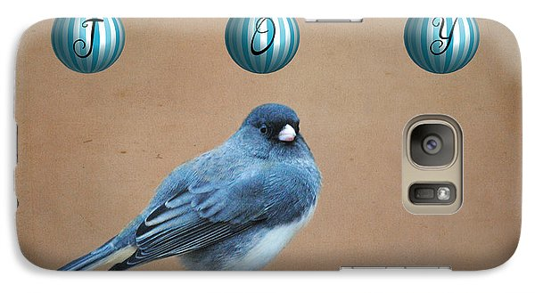 Galaxy Case featuring the photograph Christmas Joy by Linda Segerson