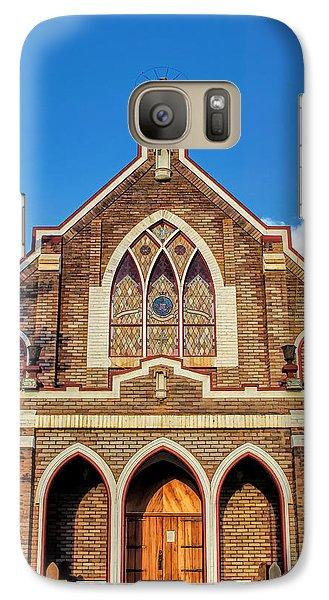 Galaxy Case featuring the photograph Church 1 by Dawn Eshelman