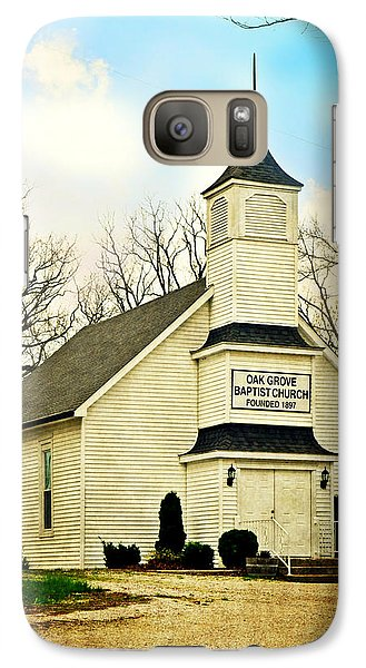 Galaxy Case featuring the photograph Church 12 by Marty Koch