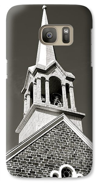 Galaxy Case featuring the photograph Church Steeple by Sarah Mullin
