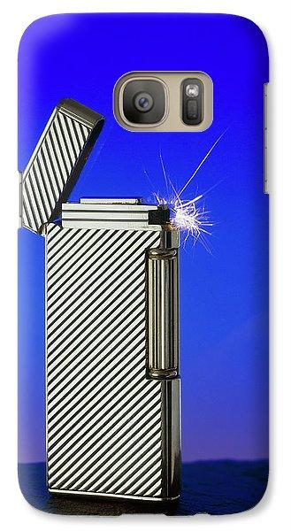 reputable site e64c9 51946 Cigarette Lighter Galaxy S7 Cases | Fine Art America