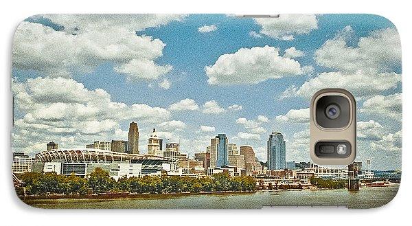 Cincinnati 4 Galaxy S7 Case
