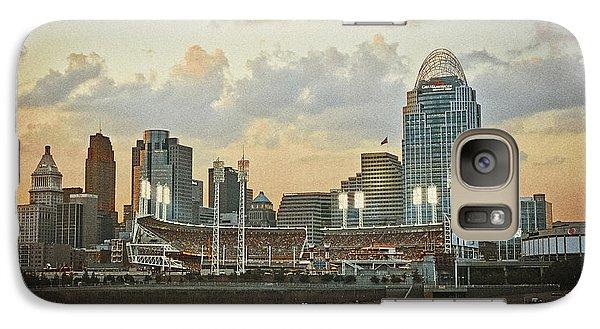 Cincinnati Ohio Vii Galaxy S7 Case