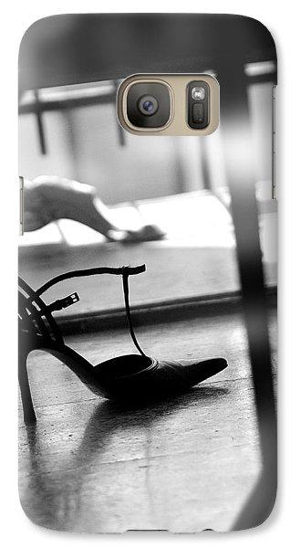 Galaxy Case featuring the photograph Cinderella by Selke Boris