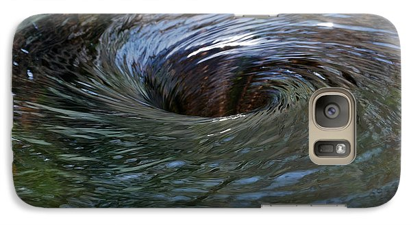 Galaxy Case featuring the photograph Circling by Wendy Wilton