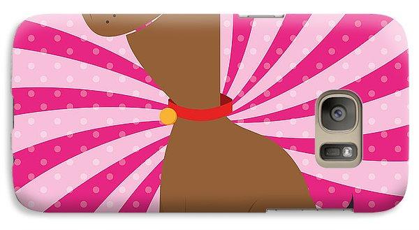 Magician Galaxy S7 Case - Circus Entertainment Design, Vector by Studio g