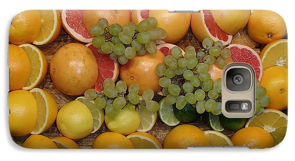 Galaxy Case featuring the photograph Citrus by Michael Canning