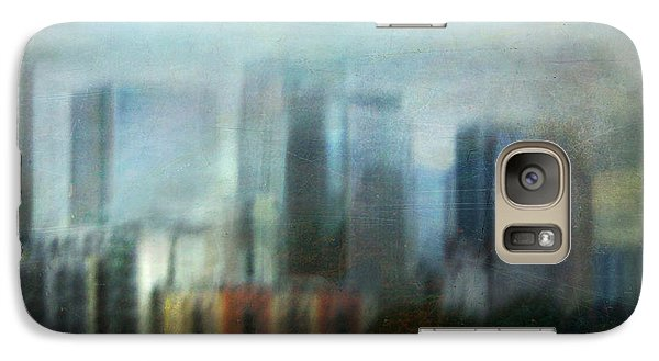 Galaxy Case featuring the photograph Cityscape #26 by Alfredo Gonzalez