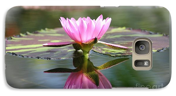 Galaxy Case featuring the photograph Clarity by Mary Lou Chmura