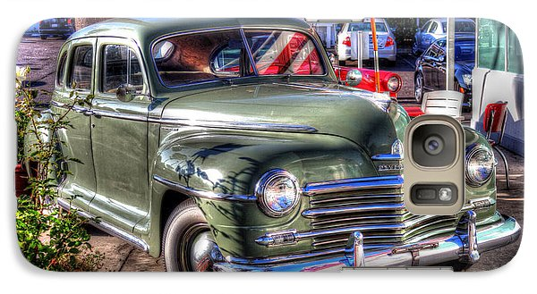 Galaxy Case featuring the photograph Classic Car by Kevin Ashley