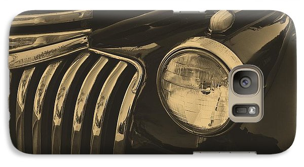 Galaxy Case featuring the photograph Classic Chevy One by John S