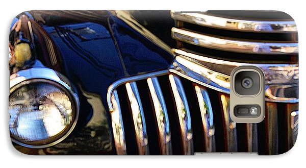 Galaxy Case featuring the photograph Classic Chevy Two by John S