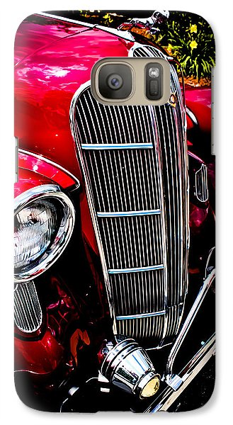 Galaxy Case featuring the photograph Classic Dodge Brothers Sedan by Joann Copeland-Paul