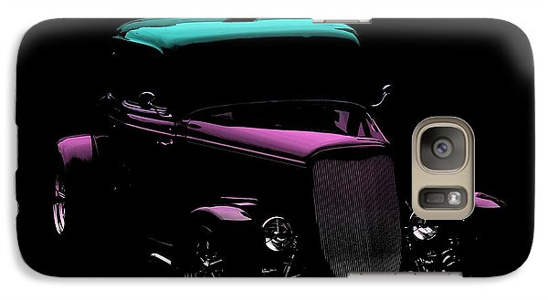 Vehicle Galaxy Case featuring the photograph Classic Minimalist by Aaron Berg