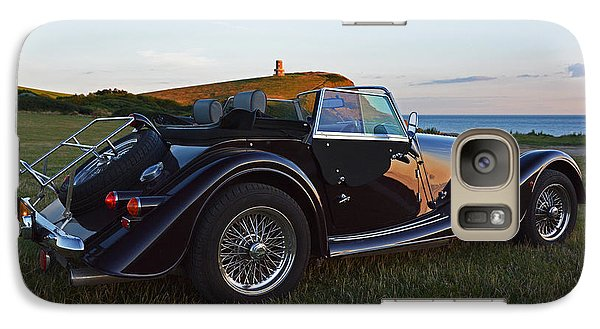 Galaxy Case featuring the photograph Classic Morgan by Cheri Randolph