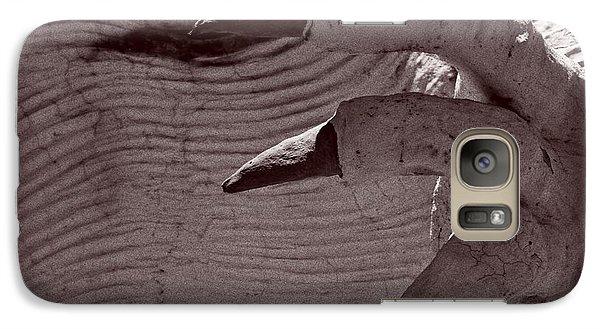 Galaxy Case featuring the photograph Claws by Carolina Liechtenstein