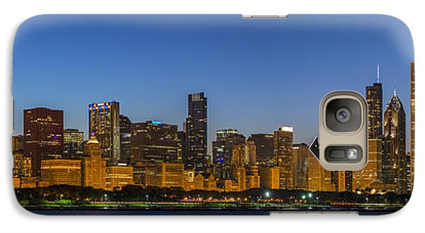 Galaxy Case featuring the photograph Clear Blue Sky by Sebastian Musial