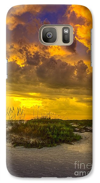 Clearing Skies Galaxy S7 Case