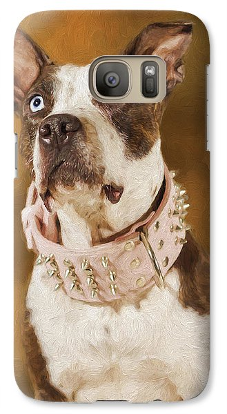 Galaxy Case featuring the photograph Cleopitra  by Brian Cross