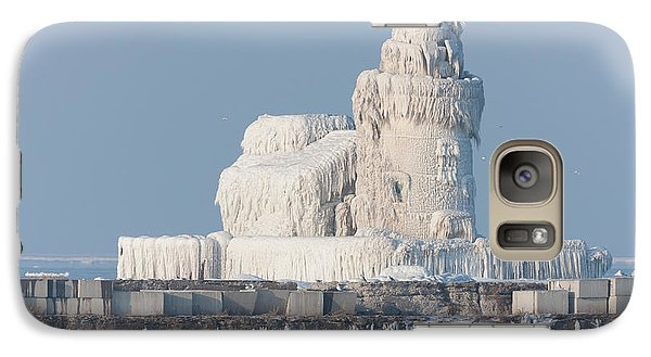 Cleveland Harbor West Pierhead Light Galaxy S7 Case