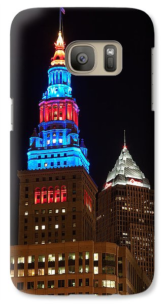 Cleveland Towers Galaxy S7 Case
