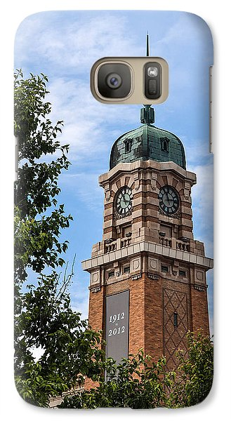 Cleveland West Side Market Tower Galaxy S7 Case