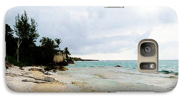 Galaxy Case featuring the photograph Cliff House 2 by Amar Sheow